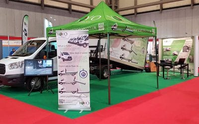 YoYo MultiDrops™ previews at Commercial Vehicle Show